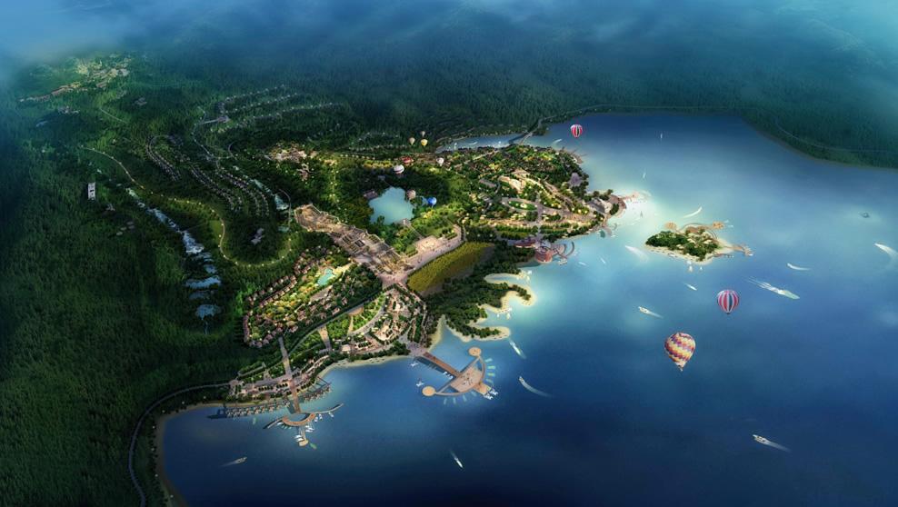 雪野湖国际休闲度假区04