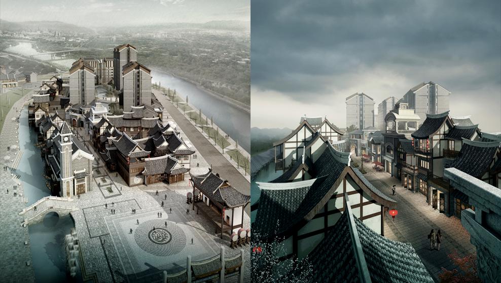 渝东上河街03