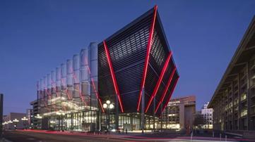 科技与未来感十足的国际间谍博物馆