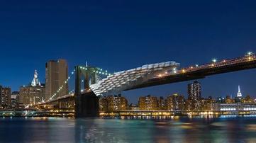 可居住的桥梁 / Daniel Gillen
